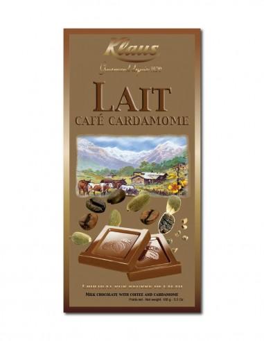 TABLETTE OR CHOCOLAT LAIT 30% CAFÉ...