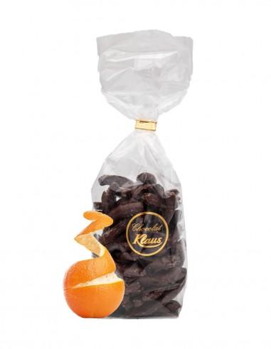 ORANGETTES ENROBÉES CHOCOLAT NOIR 250G