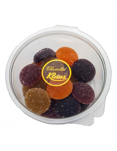 PÂTES DE FRUITS ASSORTIES 300G