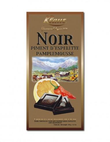 TABLETTE OR CHOCOLAT NOIR 49%...