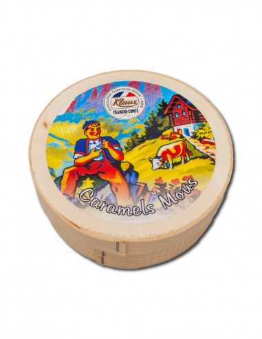 BOITE TRADITION CARAMELS MOUS 160G